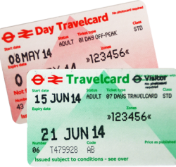 London Visitor Travelcard